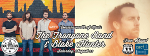 WNRN's Commonwealth of Music featuring The Trongone Band & Blake Hunter @ The Southern Cafe & Music Hall | Charlottesville | Virginia | United States