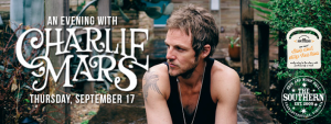 An Evening with Charlie Mars @ The Southern Cafe & Music Hall | Charlottesville | Virginia | United States