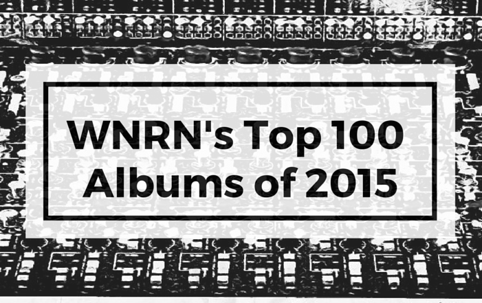 Top 100 Albums of 2015