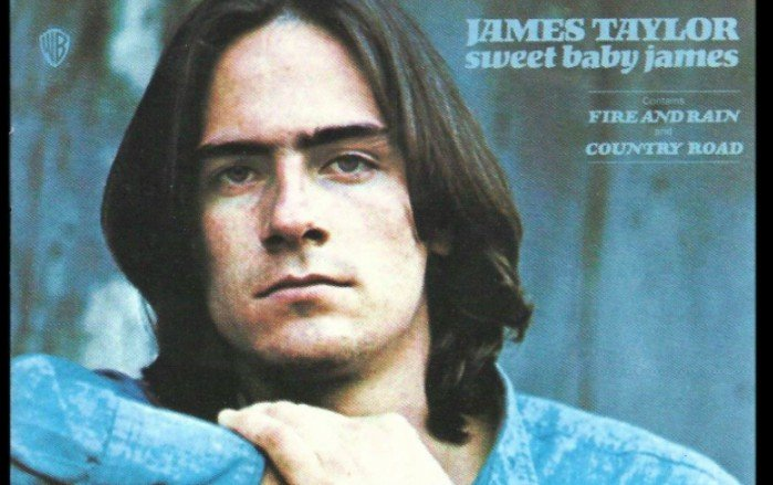 Decade of Difference: James Taylor