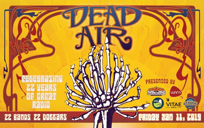 Announcing 'Dead Air': A Concert Celebrating 22 Years of WNRN!