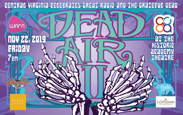 WNRN Presents Dead Air II – Lineup Announcement!