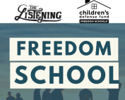 the listening freedom school 2019