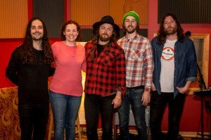 J Roddy Walston & The Business @ WNRN