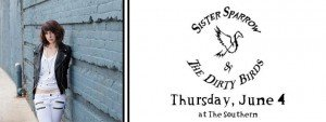 Sister Sparrow & The Dirty Birds w/ Erin & the Wildfire @ The Southern Cafe & Music Hall  | Charlottesville | Indiana | United States
