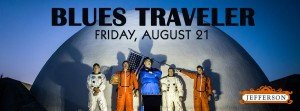 Blues Traveler @ The Jefferson Theater | Charlottesville | Virginia | United States