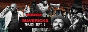 The Mavericks @ The Jefferson Theater | Charlottesville | Virginia | United States