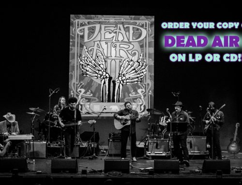 Dead Air 2 Live Album Now Available!