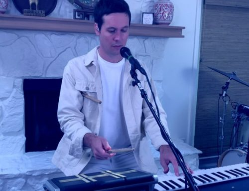 Watch Washed Out Play Live From Home