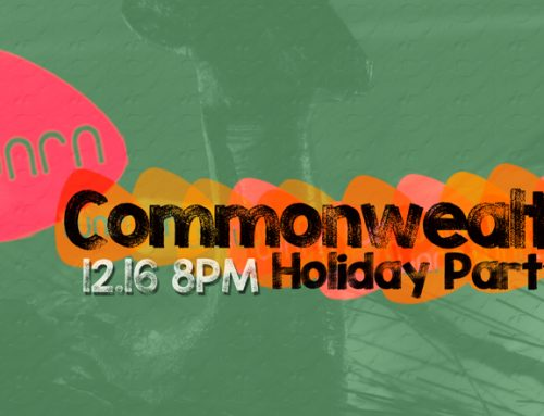 Commonwealth Holiday Party Airs Dec. 16th!