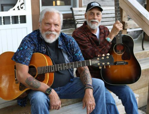 Jorma Kaukonen and John Hurlbut Home Studio Session