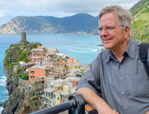 Rick Steves on World Cafe!