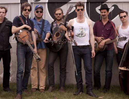 Decade of Difference: Old Crow Medicine Show