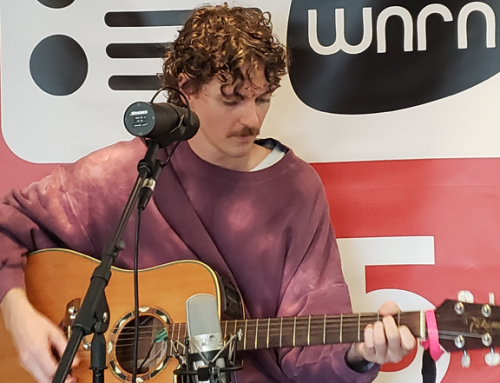 Listen Now: In Studio Session with Matt Myers of Houndmouth