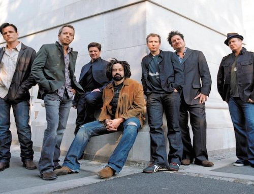 Encore: Counting Crows on World Cafe