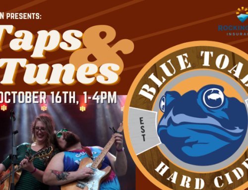 Taps & Tunes this Saturday at Blue Toad Hard Cider!