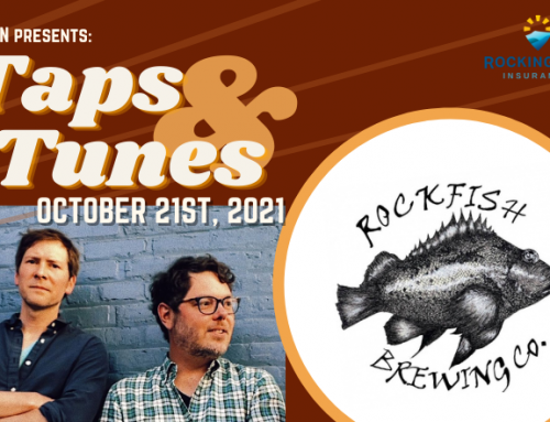 Taps & Tunes Thursday at Rockfish Brewing Co!