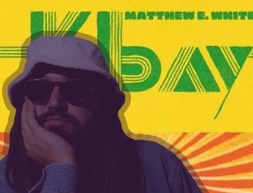 Member Concert with Matthew E. White at Spacebomb Nov. 5th!