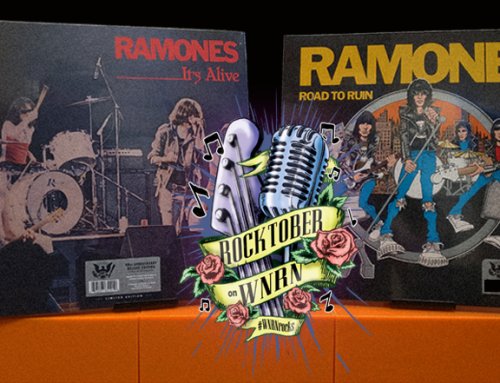 Tell Us What to Play this Rocktober and You Could Win a Ramones Box Set!