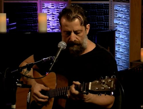 Watch Now: Sean Rowe In Studio Session